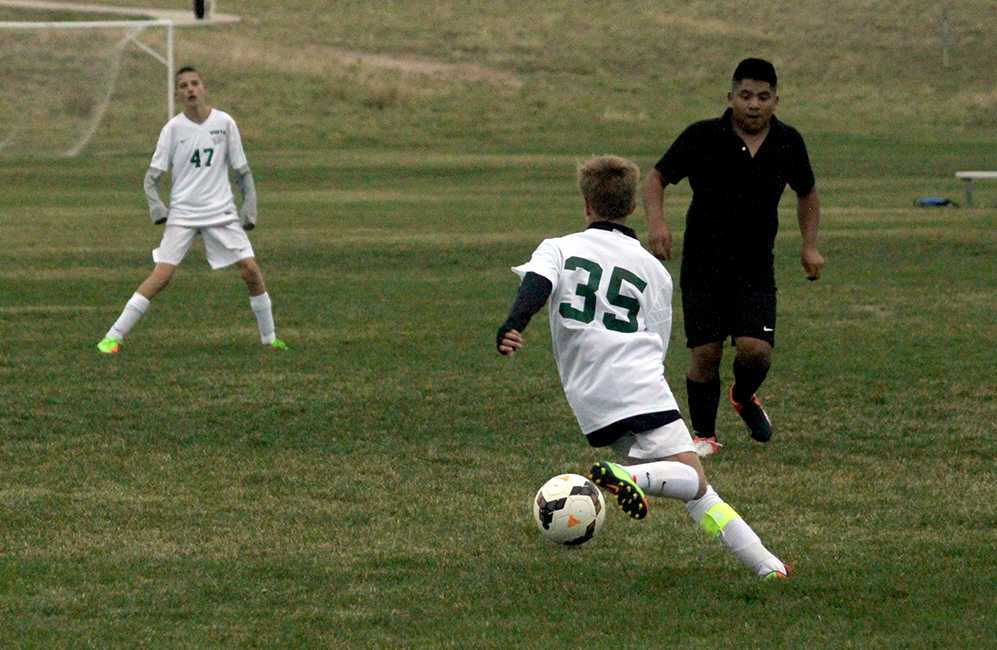PHOTO GALLERY: FRESH/SOPH BOYS SOCCER VS. CASTLE VIEW