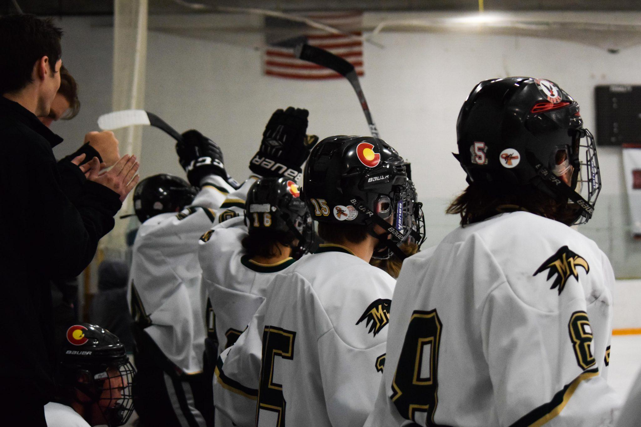 PHOTOS: Varsity Ice Hockey vs. Dakota Ridge