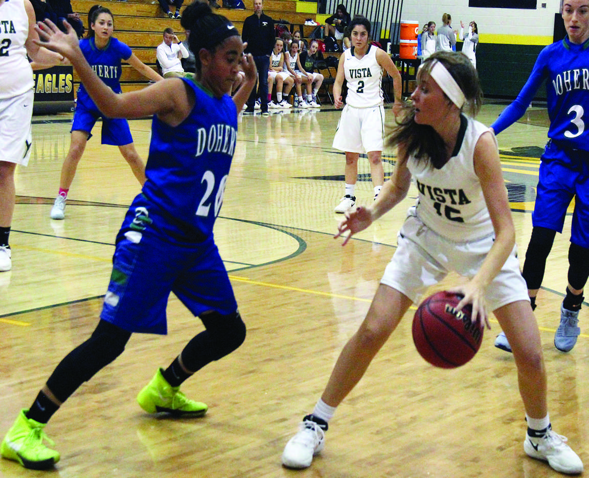 Photos: JV Girls Basketball vs. Doherty