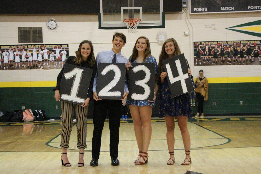 PHOTO GALLERY: Student Body President Assembly