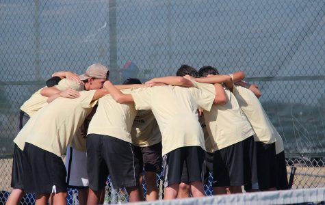 PHOTOS: Varsity Tennis vs. Cherry Creek