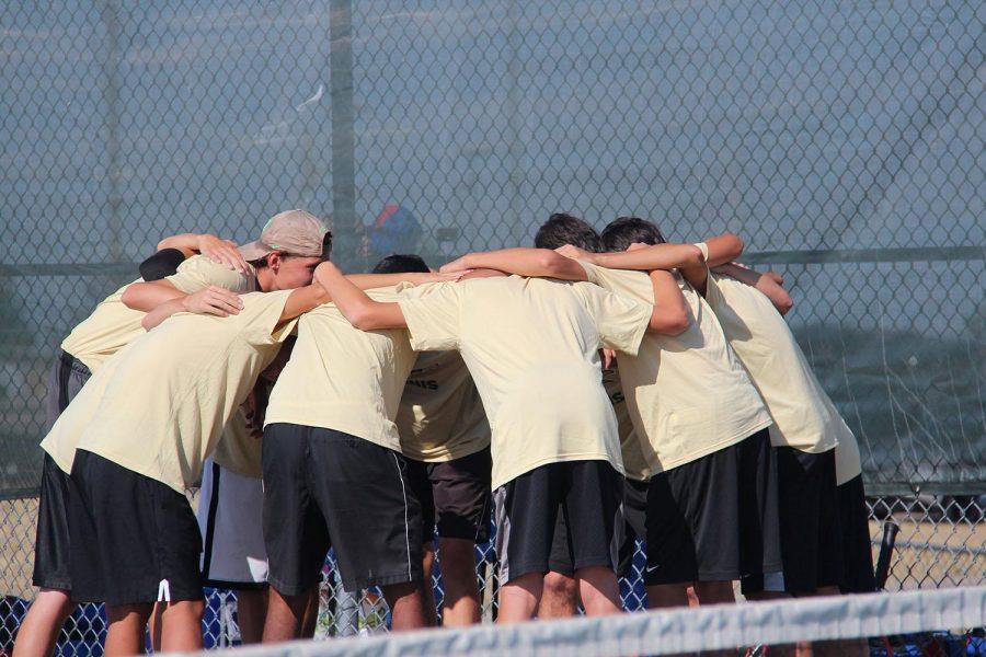 PHOTOS: Varsity Tennis vs. Cherry Creek