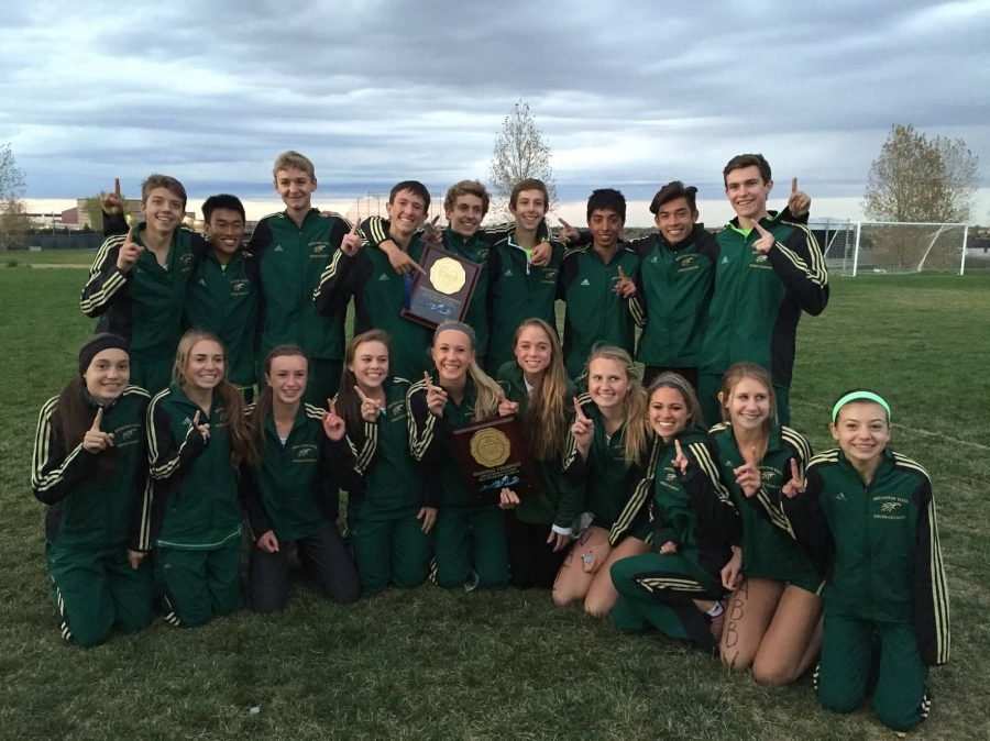 Cross Country Wins Regionals