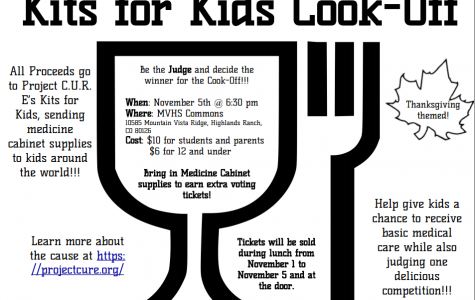 Kits for Kids Cook-off