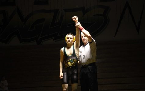 Mountain Vista Wrestling vs. Heritage High School