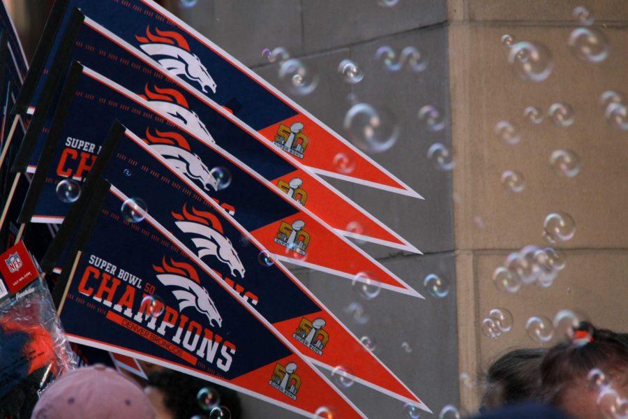 PHOTOS: Bronco's Super Bowl Parade