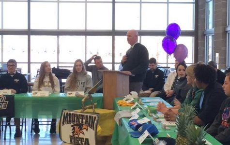 MVHS National Signing Day
