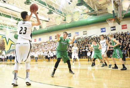 Preview for Varsity Boy's Basketball Game vs. Fairview