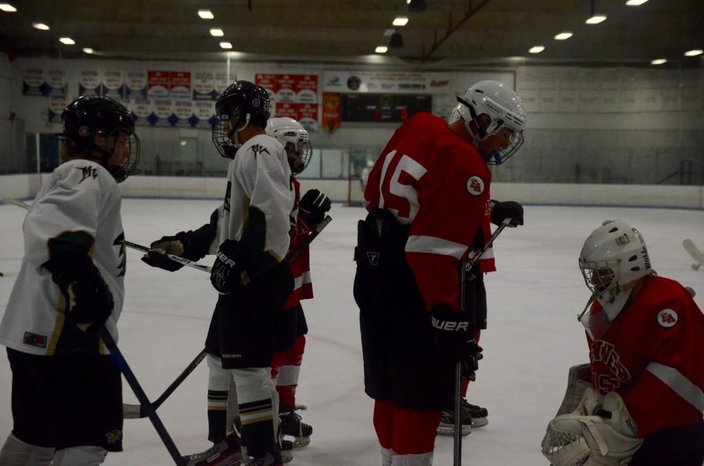 Vista Hockey Gets No. 1 Seed in Playoffs