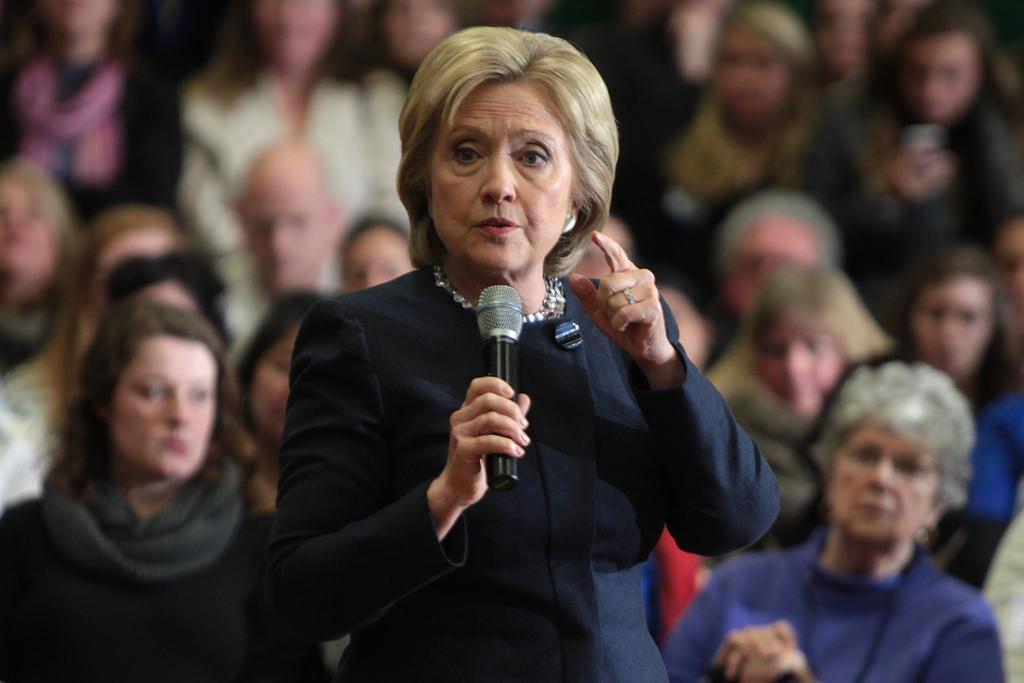 BLOG: Which Hillary?