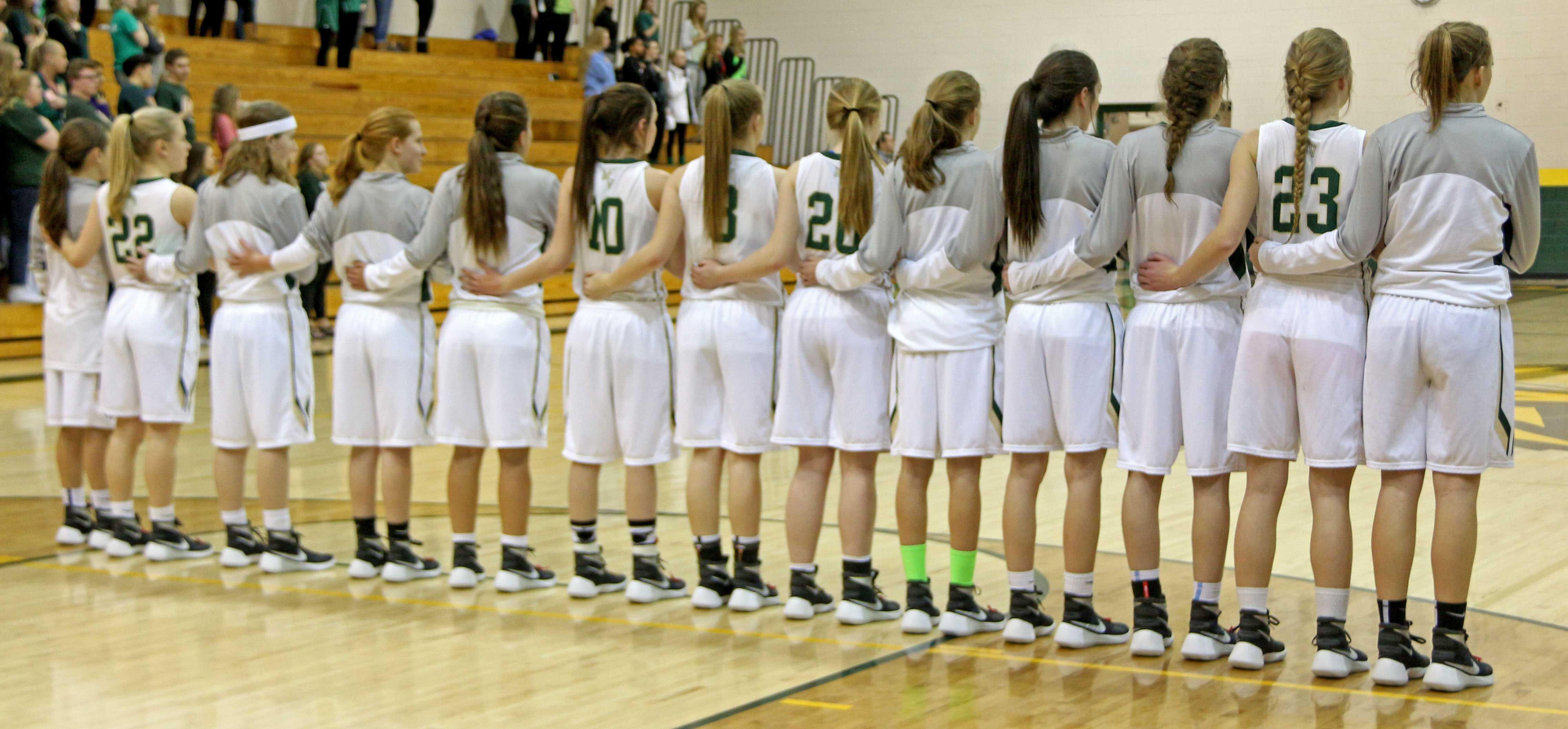 Women's Varsity Basketball Highlights vs. Regis