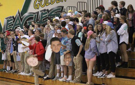 JV Basketball Takes On ThunderRidge