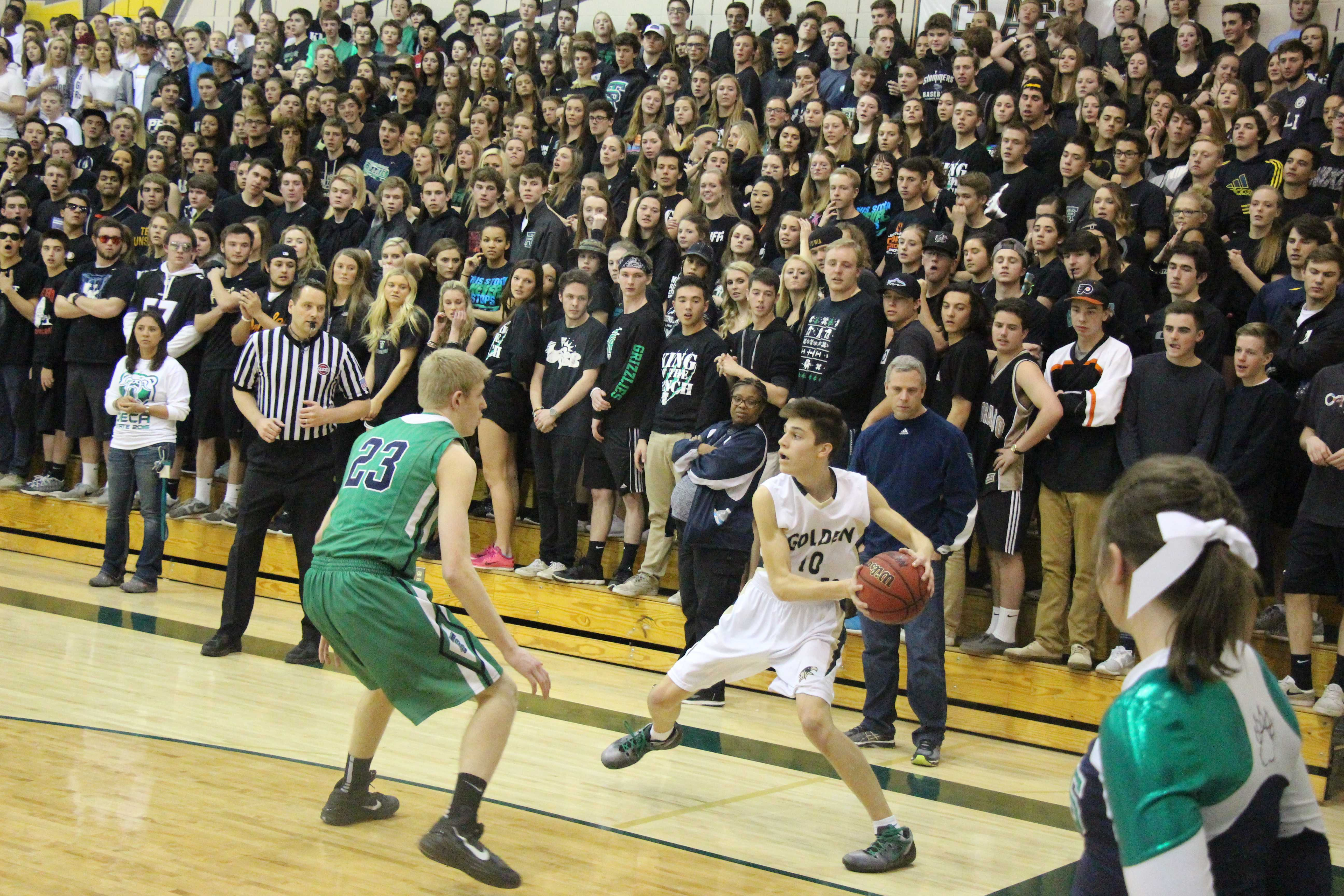 Mountain Vista Fails to Soar Above the Second Round of Playoffs