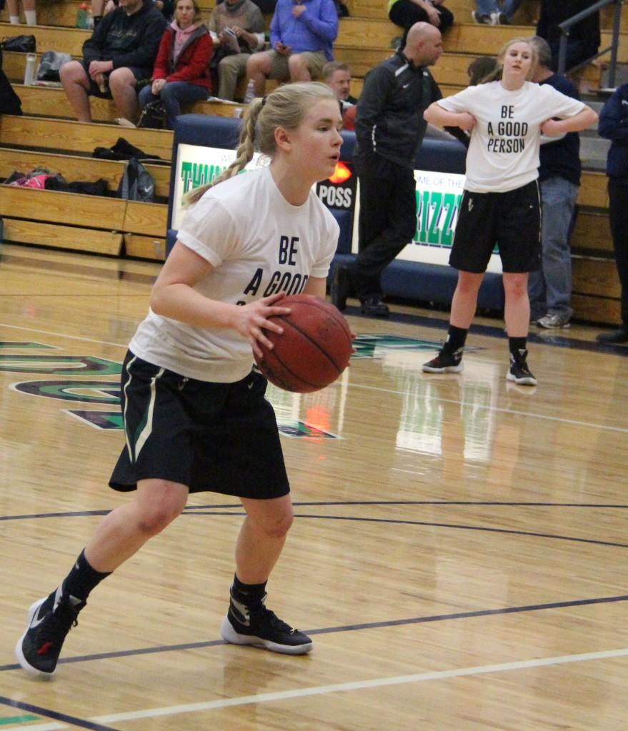 Live Blog: Women's Varsity Basketball vs. Thunderridge