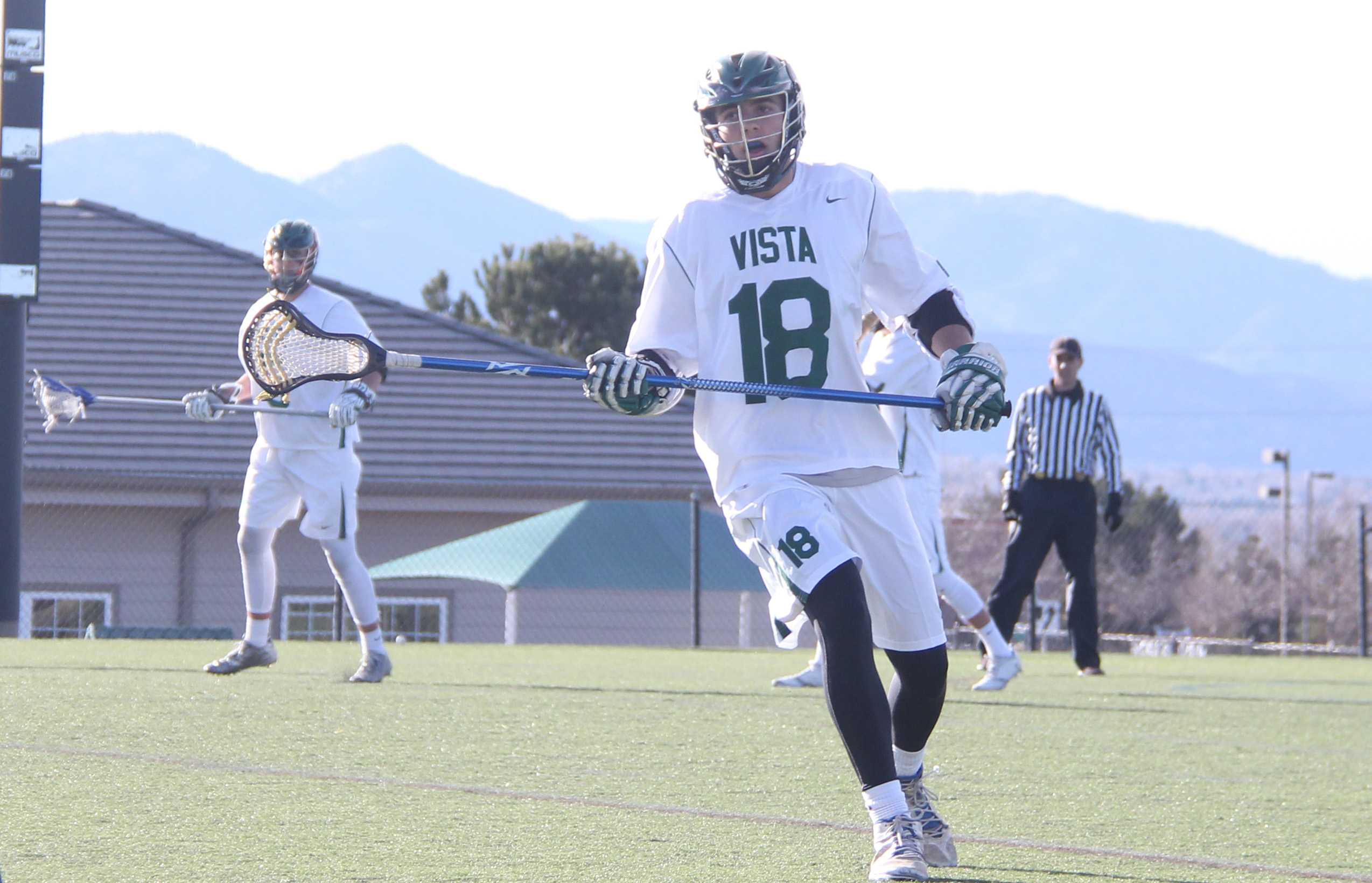 PHOTOS: Boy's Lacrosse vs. Mullen Mustangs