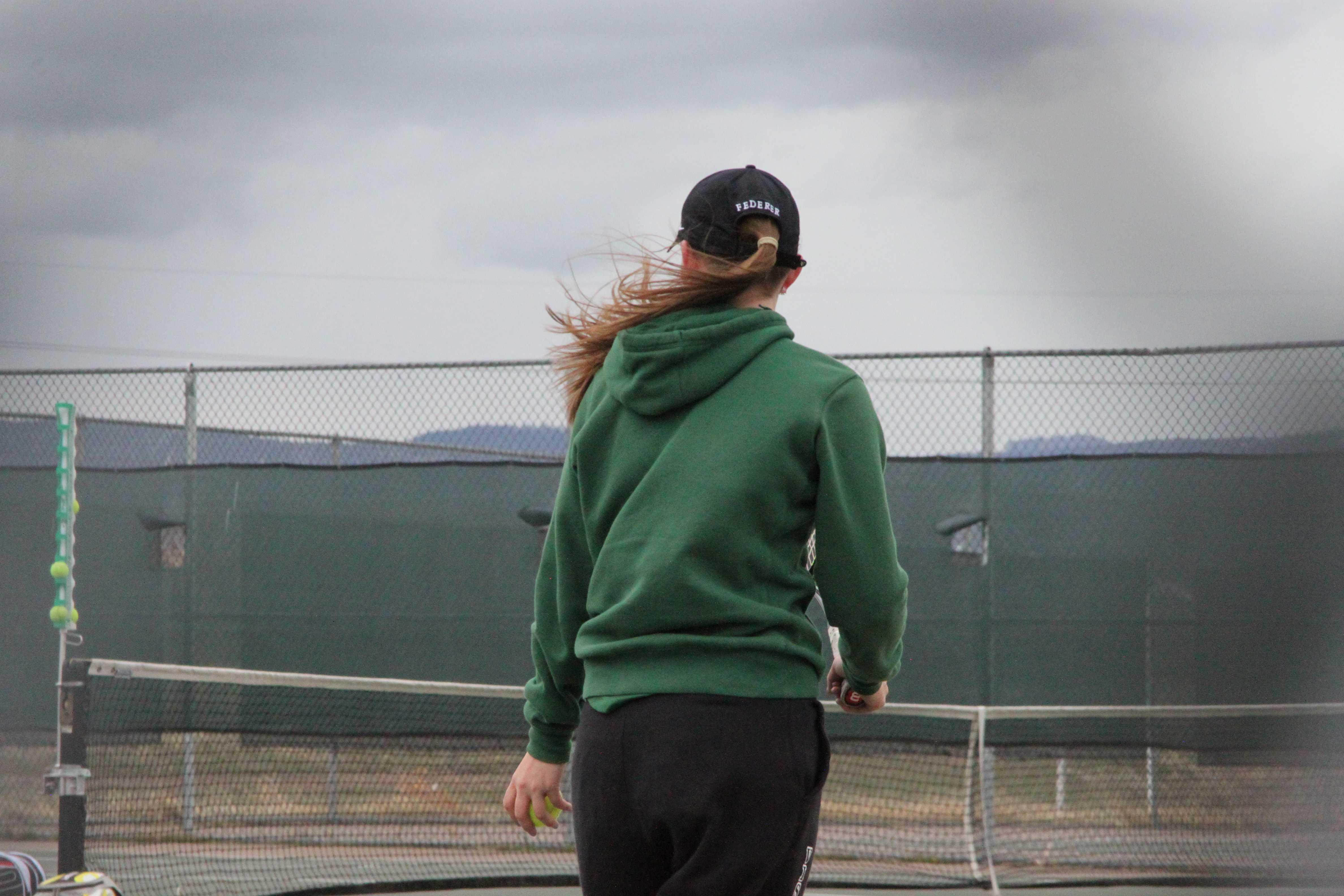 PHOTOS: Girls Varsity Tennis vs. Ponderosa