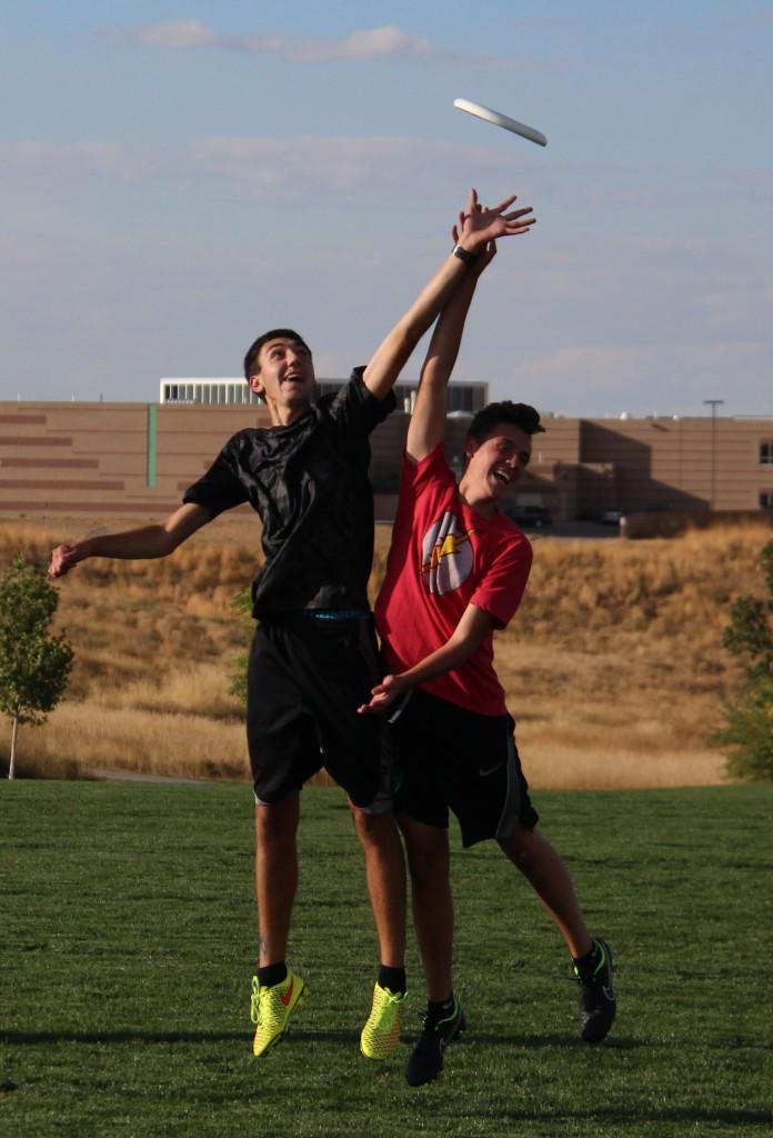 BLOG: College Ultimate