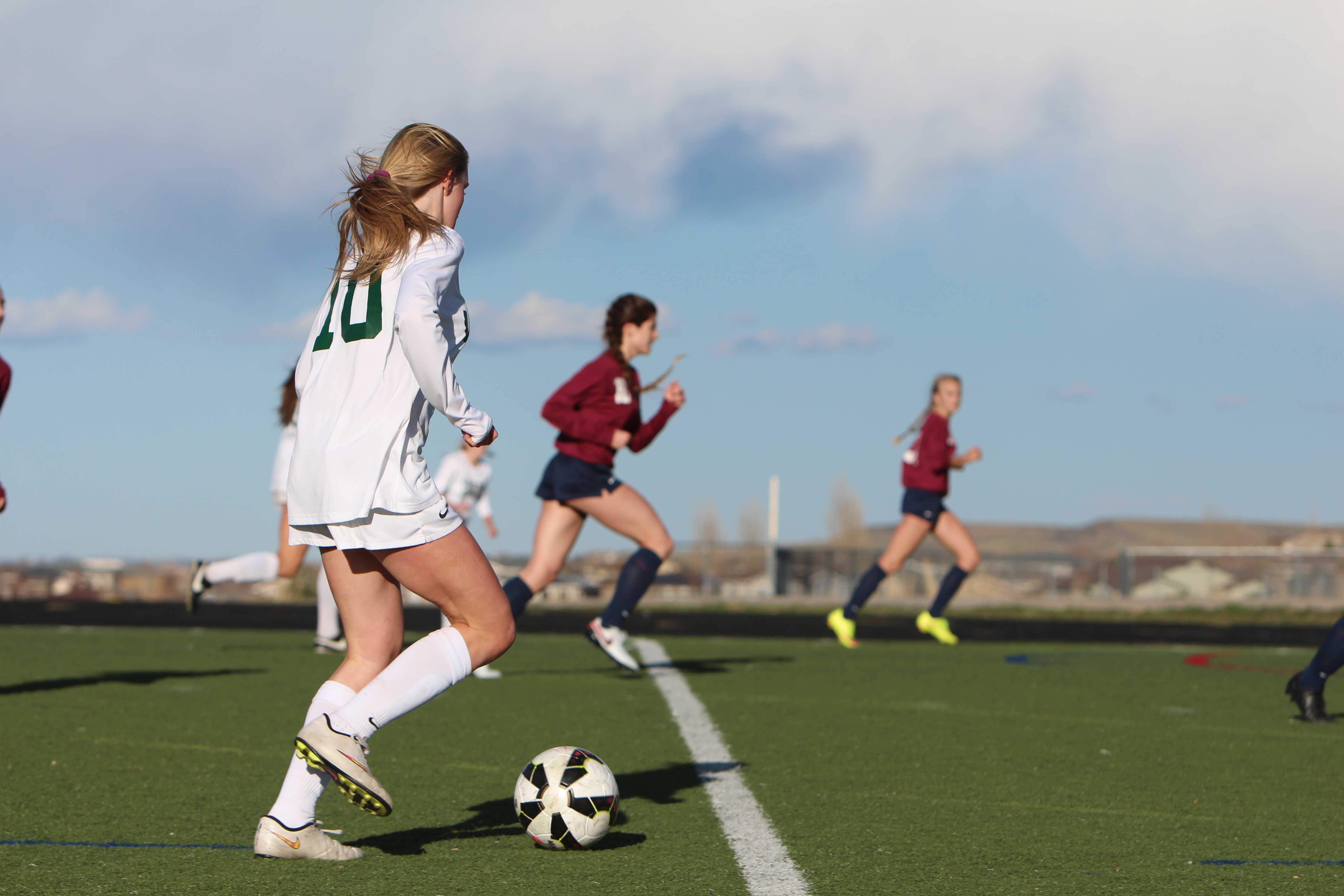 LIVE: MVHS Girls Soccer Playoffs