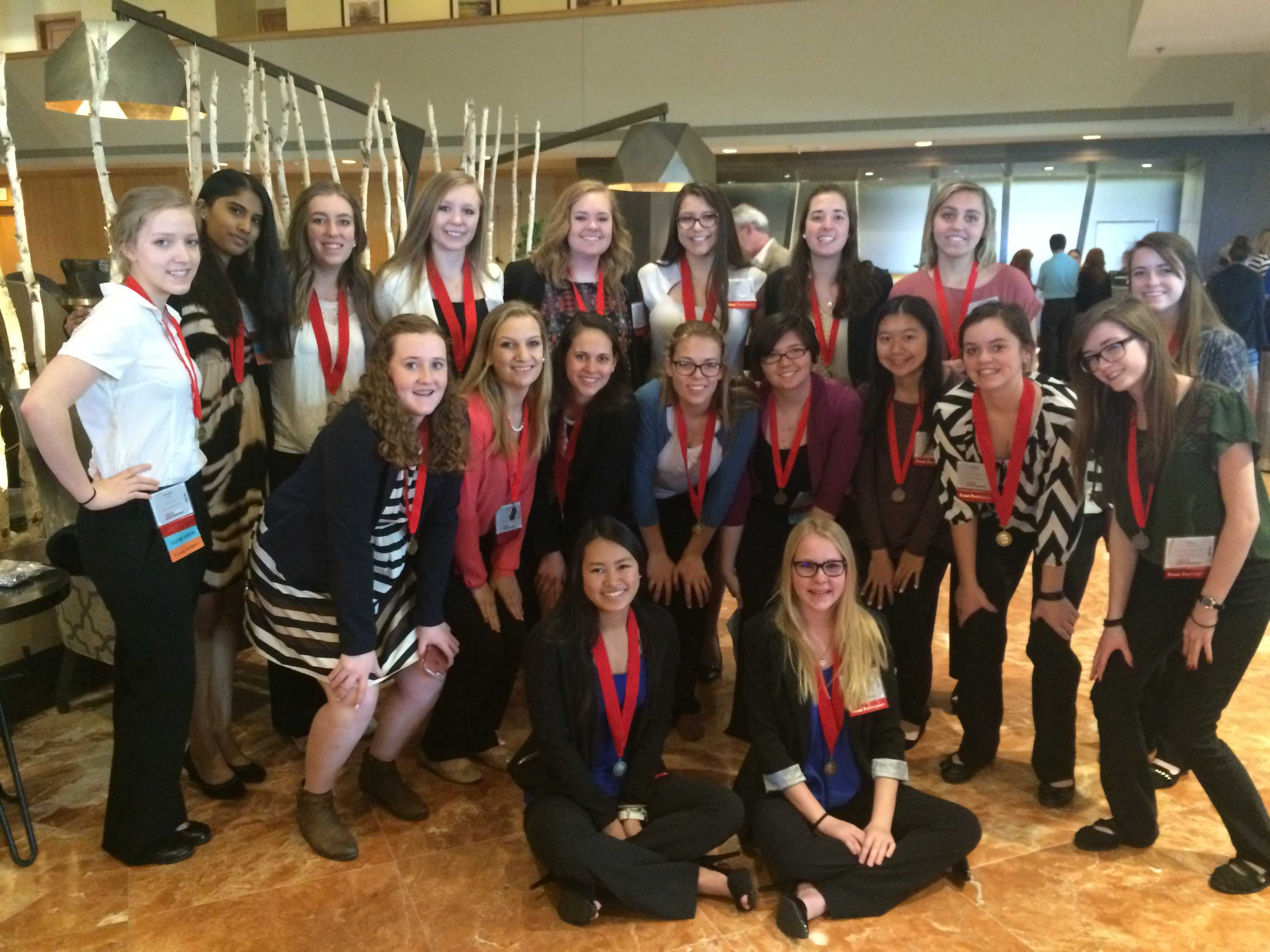 FCCLA State Wrap-Up