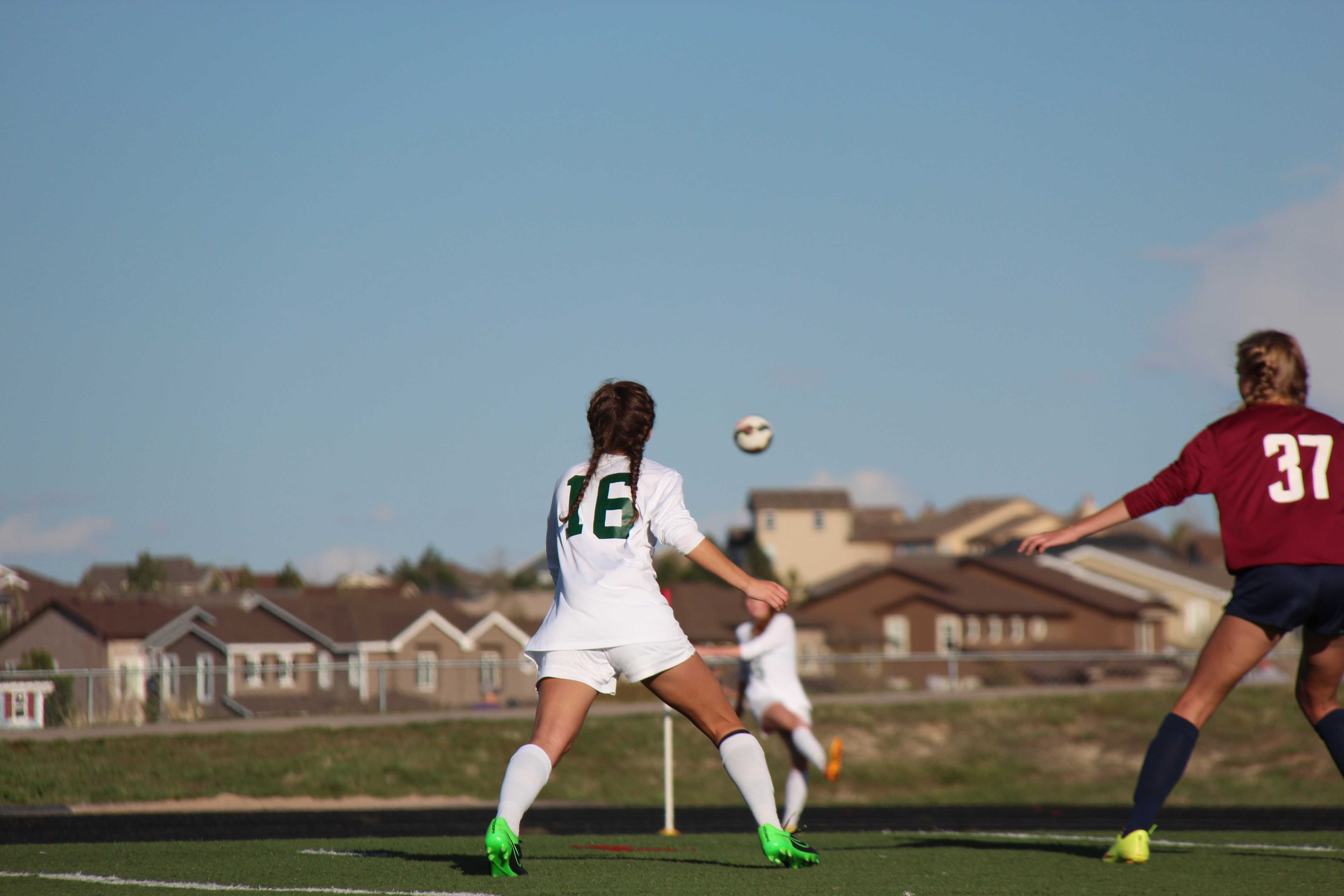 PHOTOS: Girls Soccer vs. Dakota Ridge