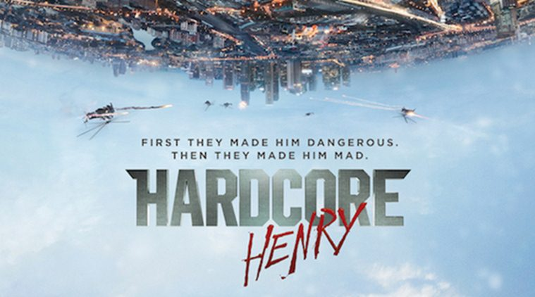 """Hardcore Henry"" Review"