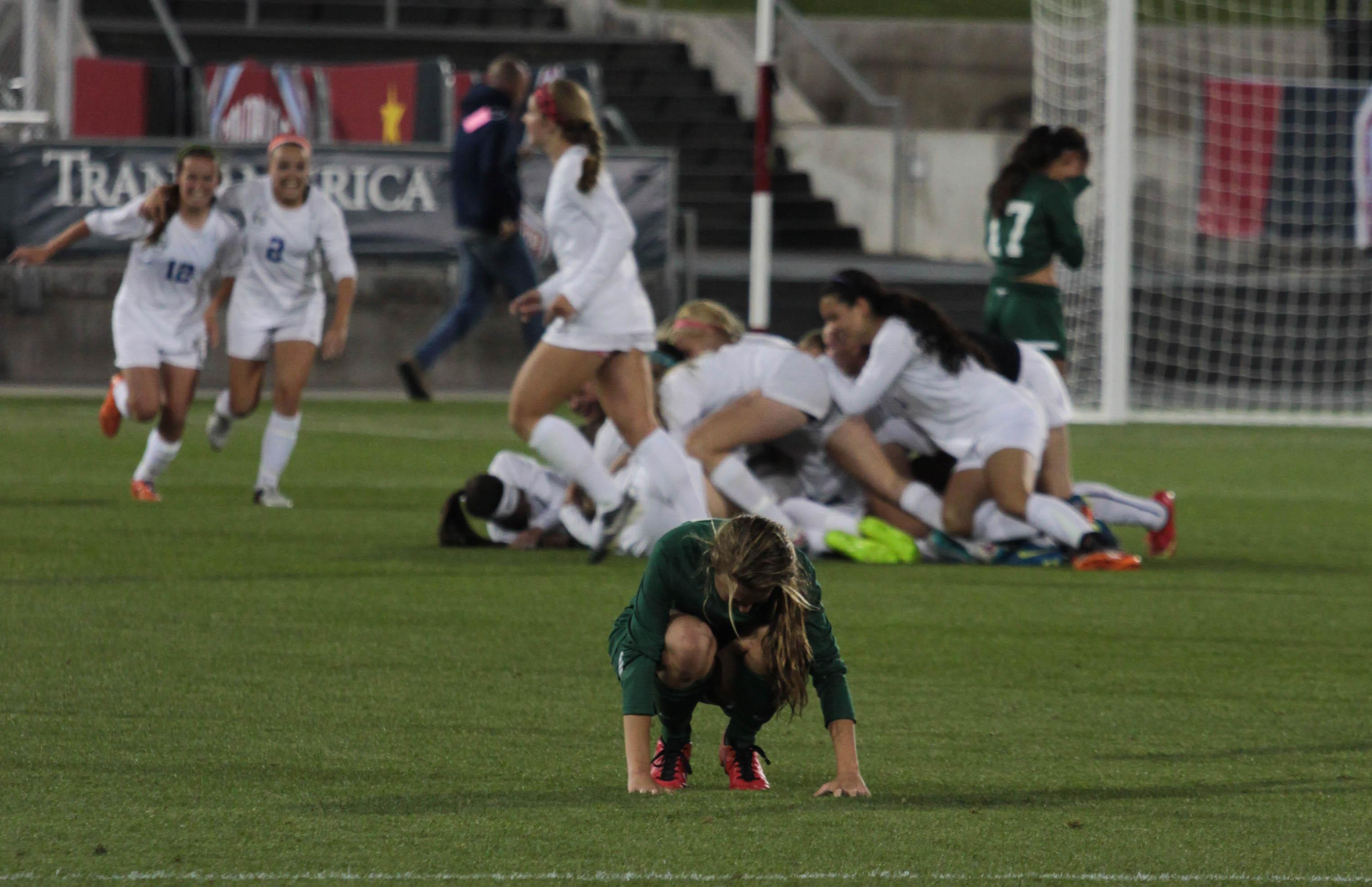 PHOTOS: Women's Soccer State Championship