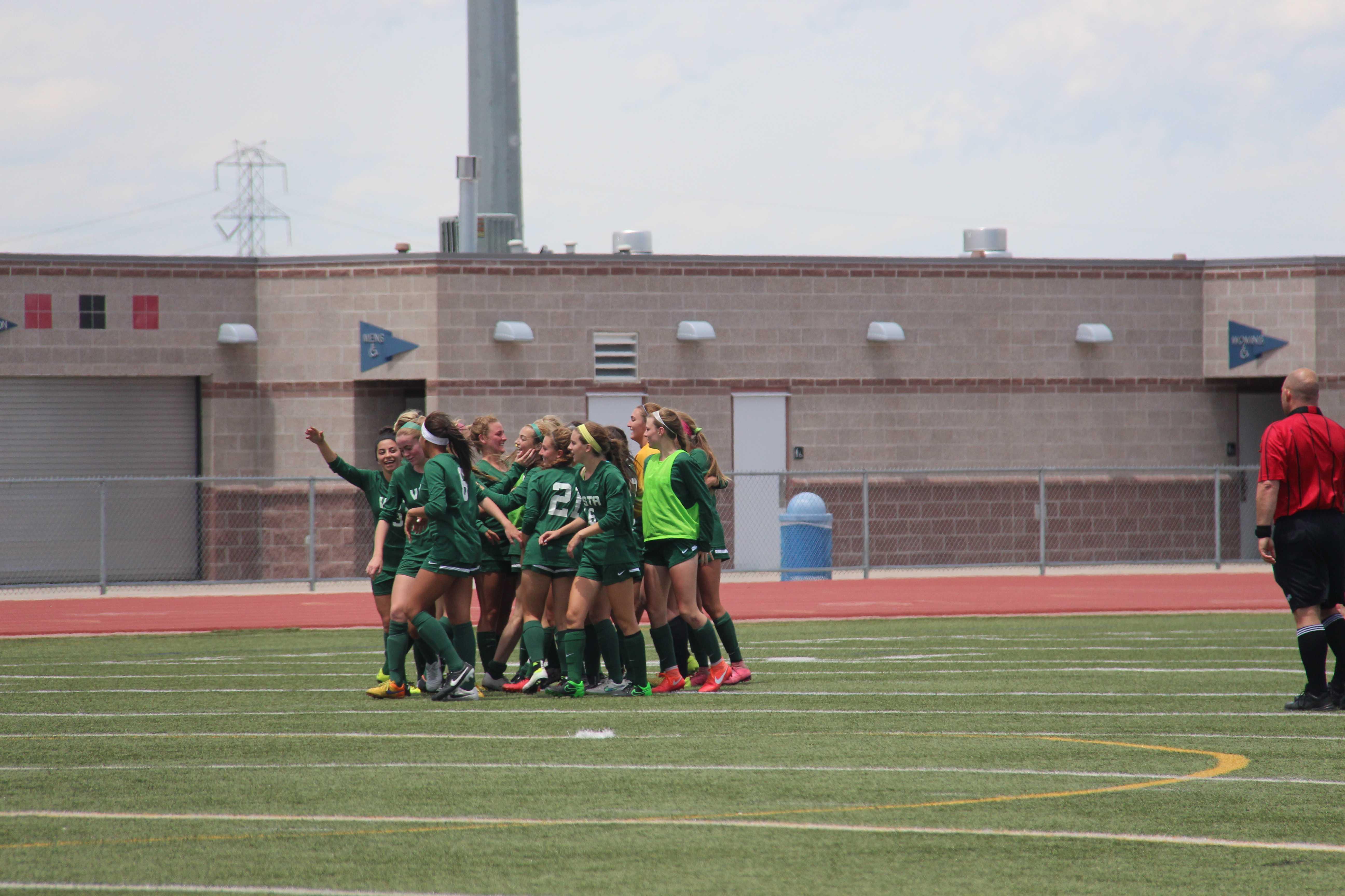 Women's Soccer Semifinals