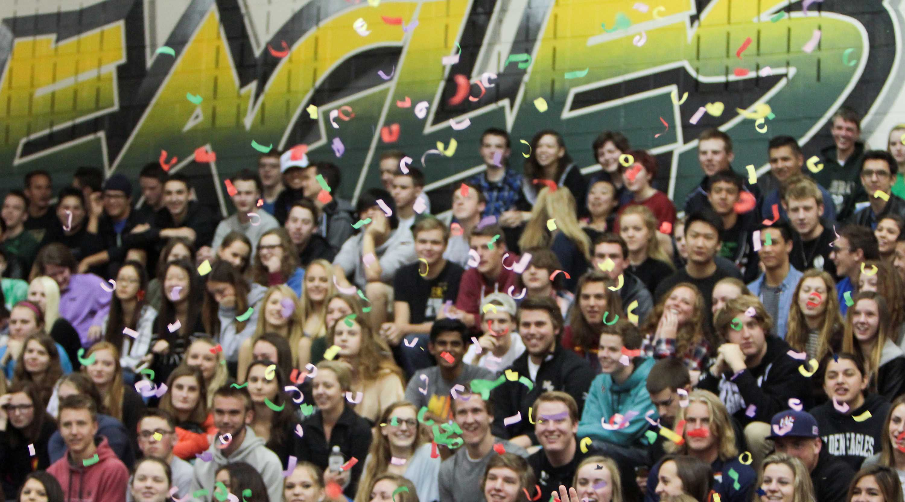Moving Up Assembly Photo Gallery