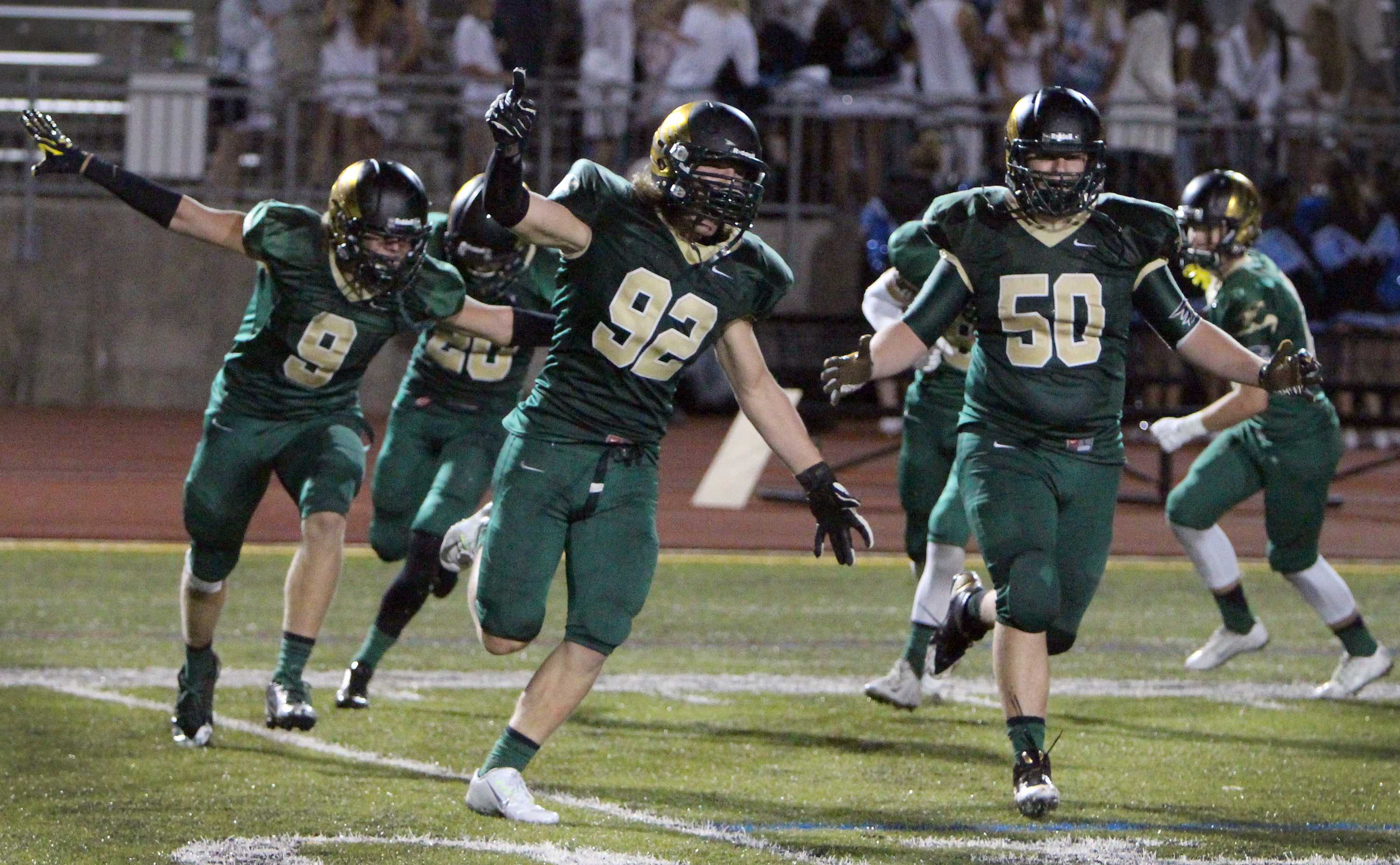 Varsity Football Game Preview