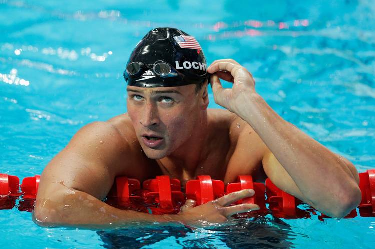 """Ryan Lochte """"Robbery"""" Claims: Opinion"""