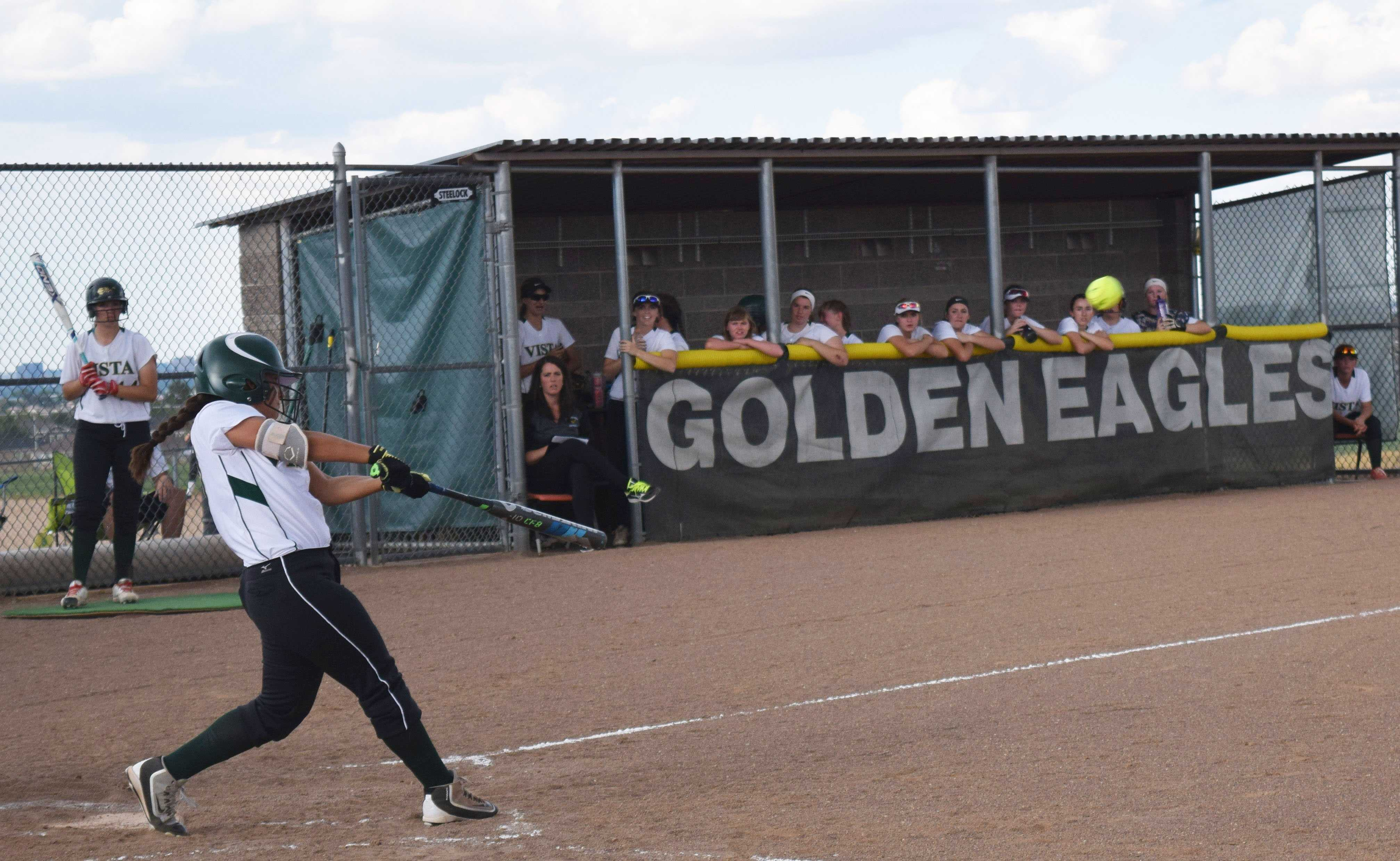 PHOTOS: Varsity Softball vs. Vista Peak