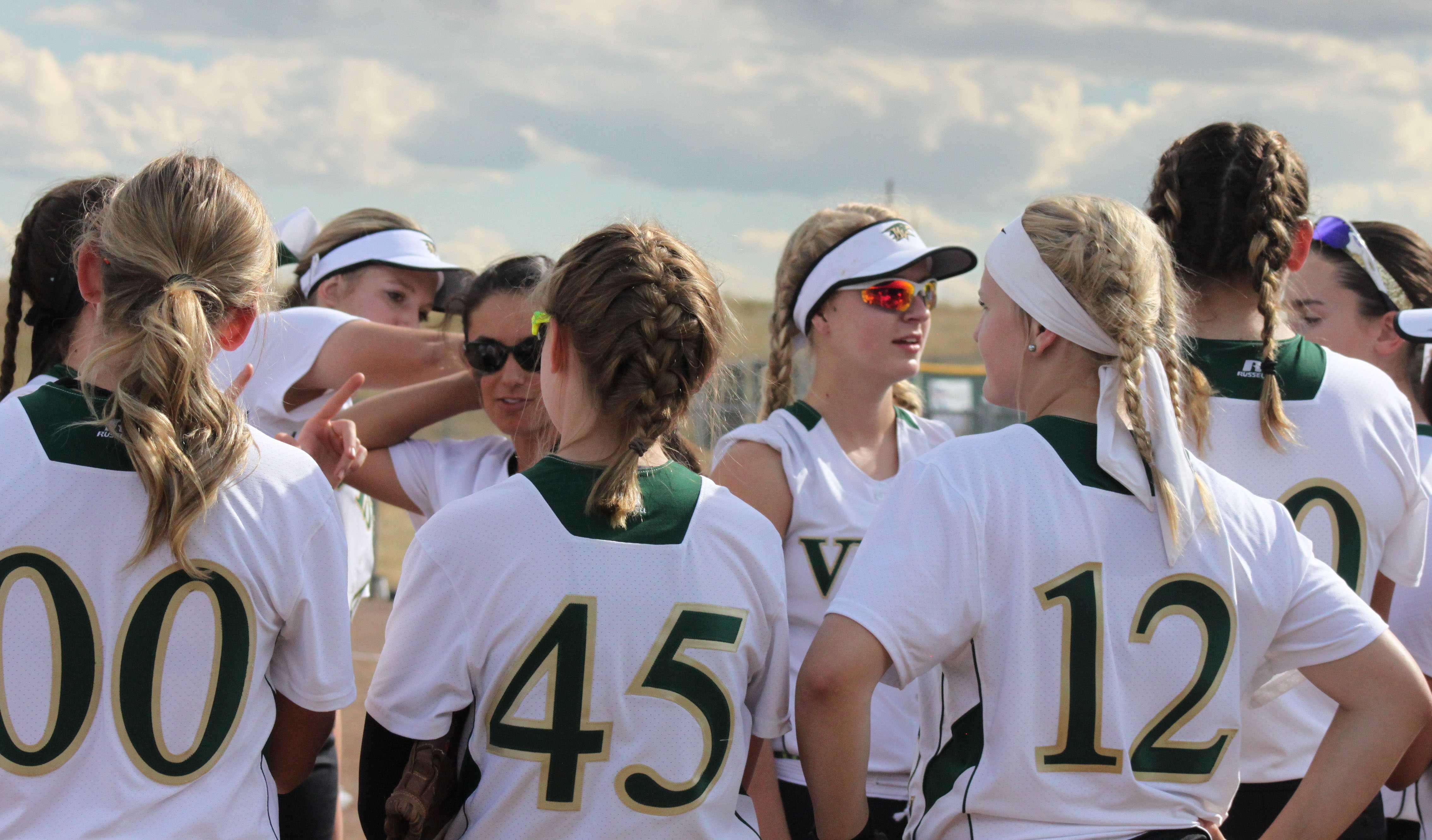 PHOTOS: Varsity Softball vs. Cherokee Trail