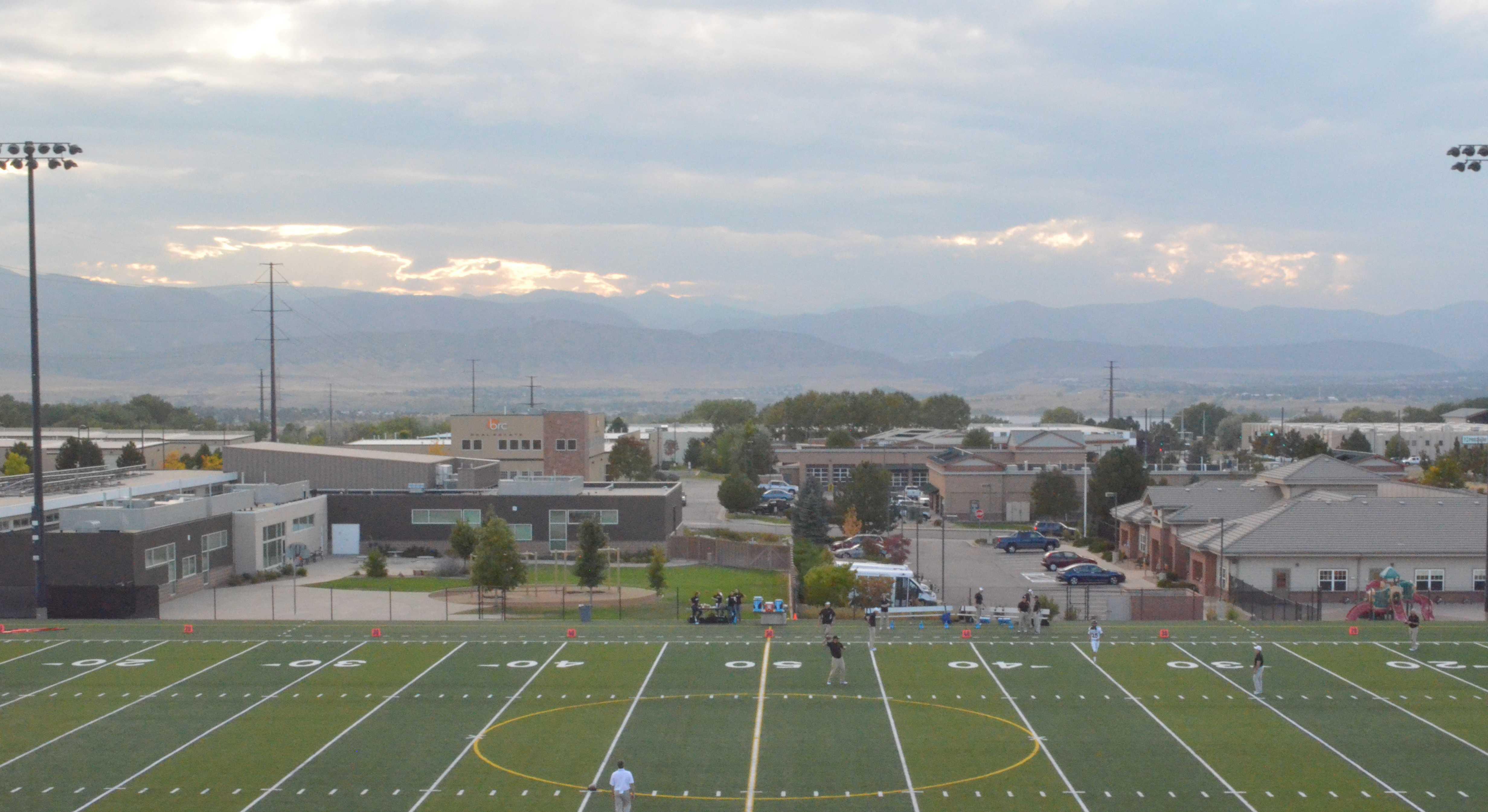 ARCHIVE:LIVE BLOG: Mountain Vista Varsity Football vs. Arapahoe High School