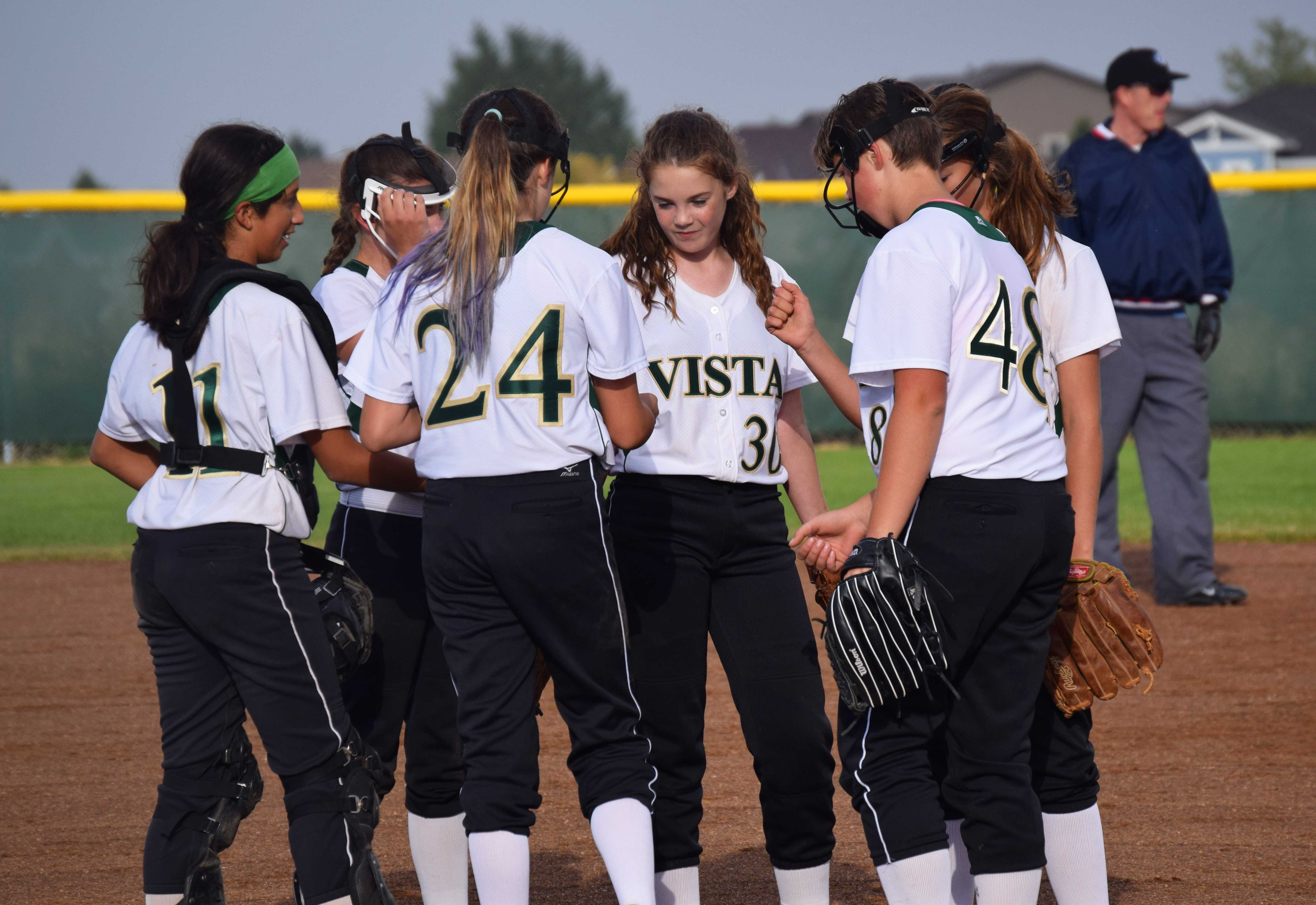PHOTOS: JV Softball vs. Legend