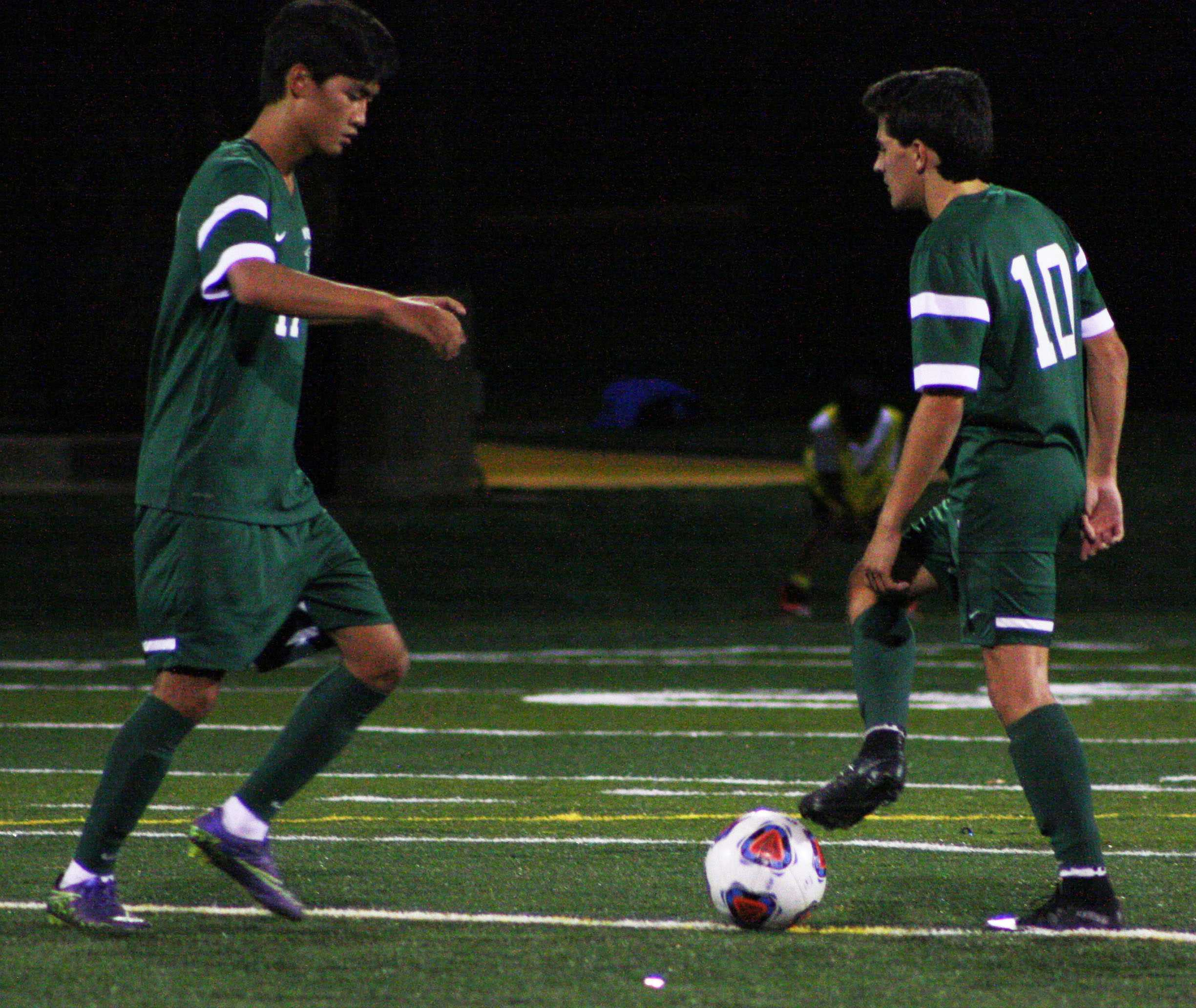 PHOTOS: Men's Soccer vs. Rock Canyon