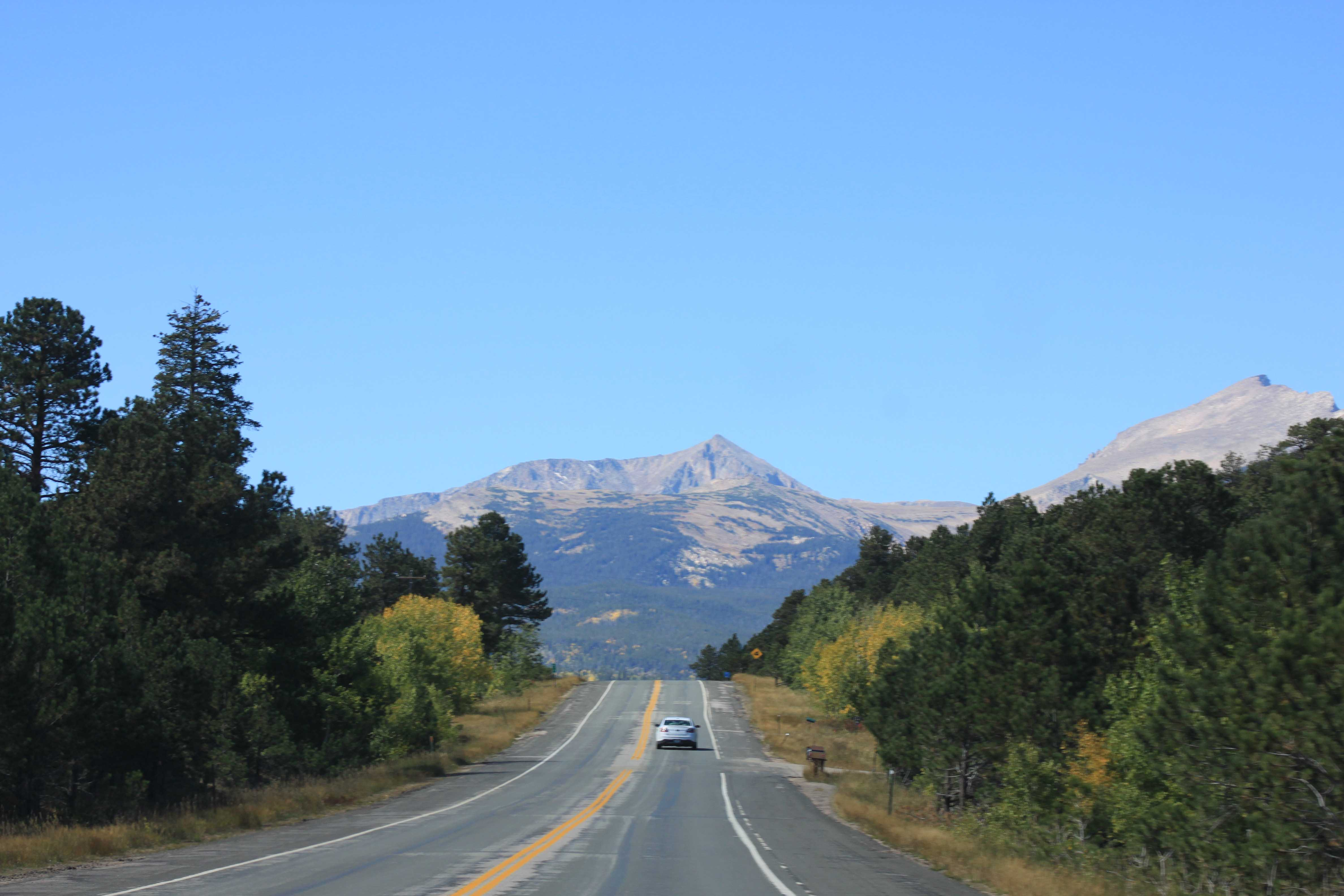 Featured Drive: Peak to Peak Scenic Byway