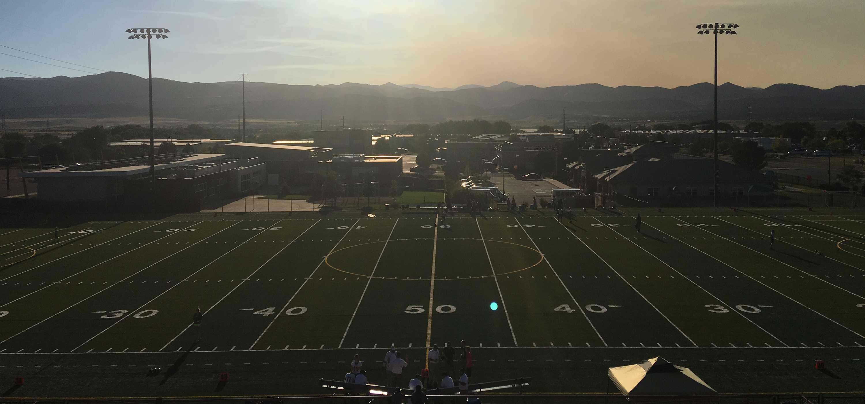 ARCHIVE: Live Blog: Mountain Vista Varsity Football vs. Rangeview