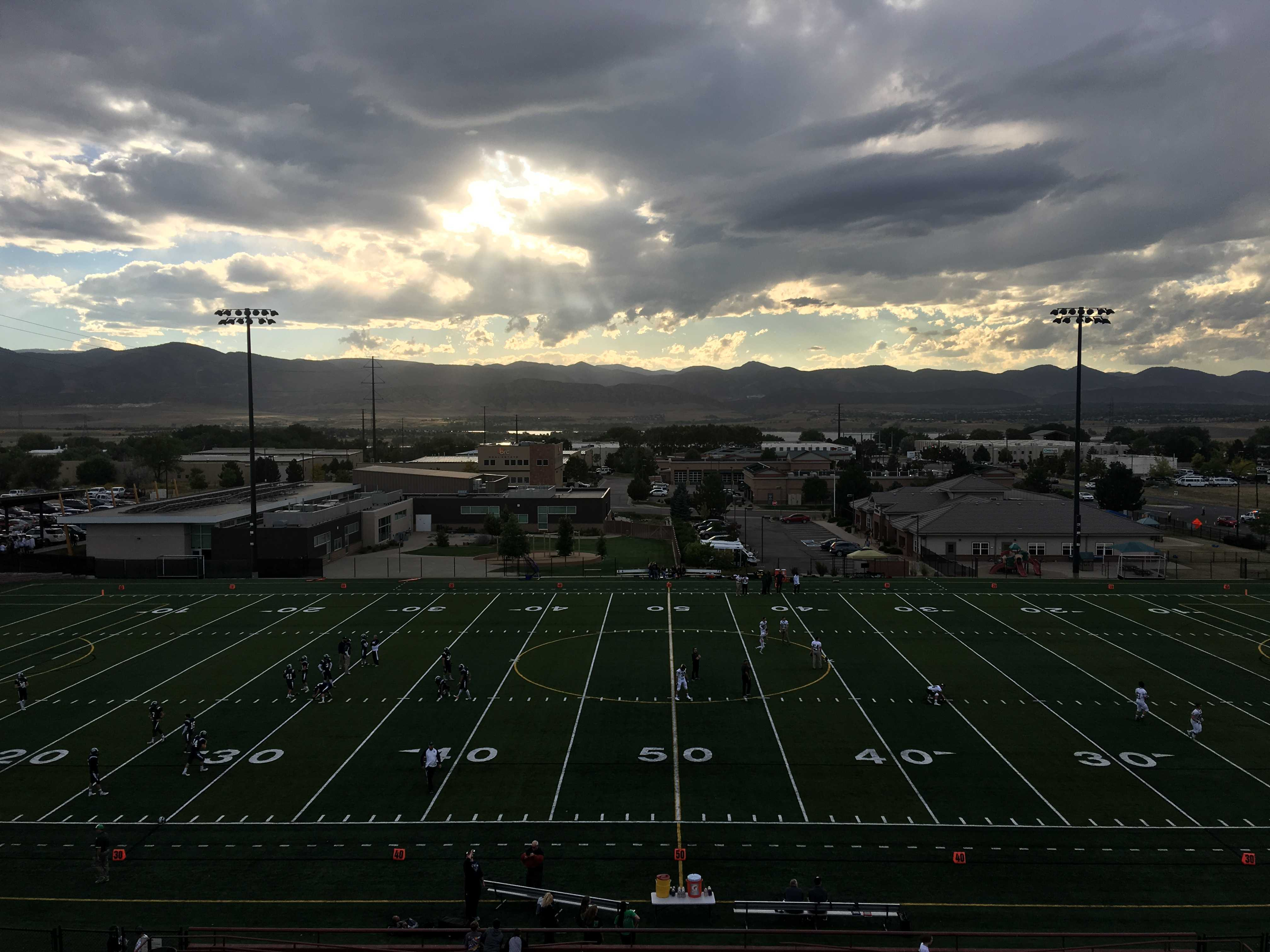 ARCHIVE: LIVE BLOG: Mountain Vista Varsity Football vs. ThunderRidge