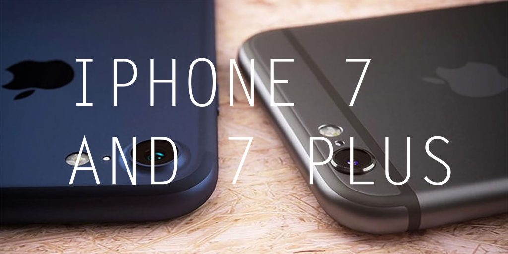 Introducing the iPhone 7