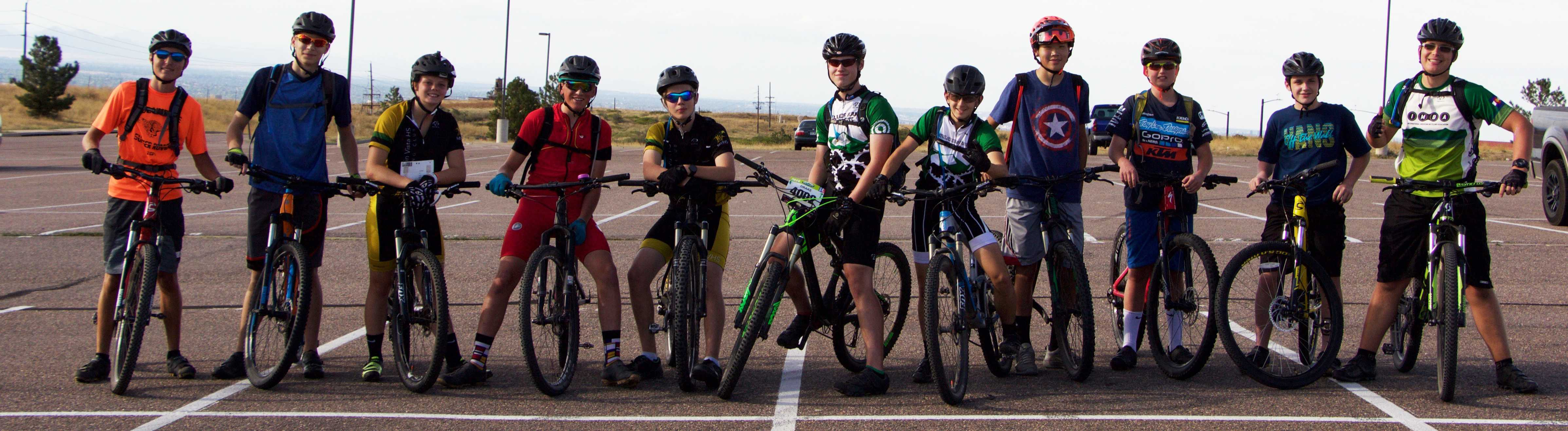 PHOTOS: Mountain Biking Club