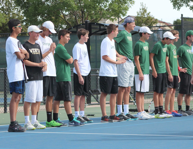 Tennis Team Headed to Regionals