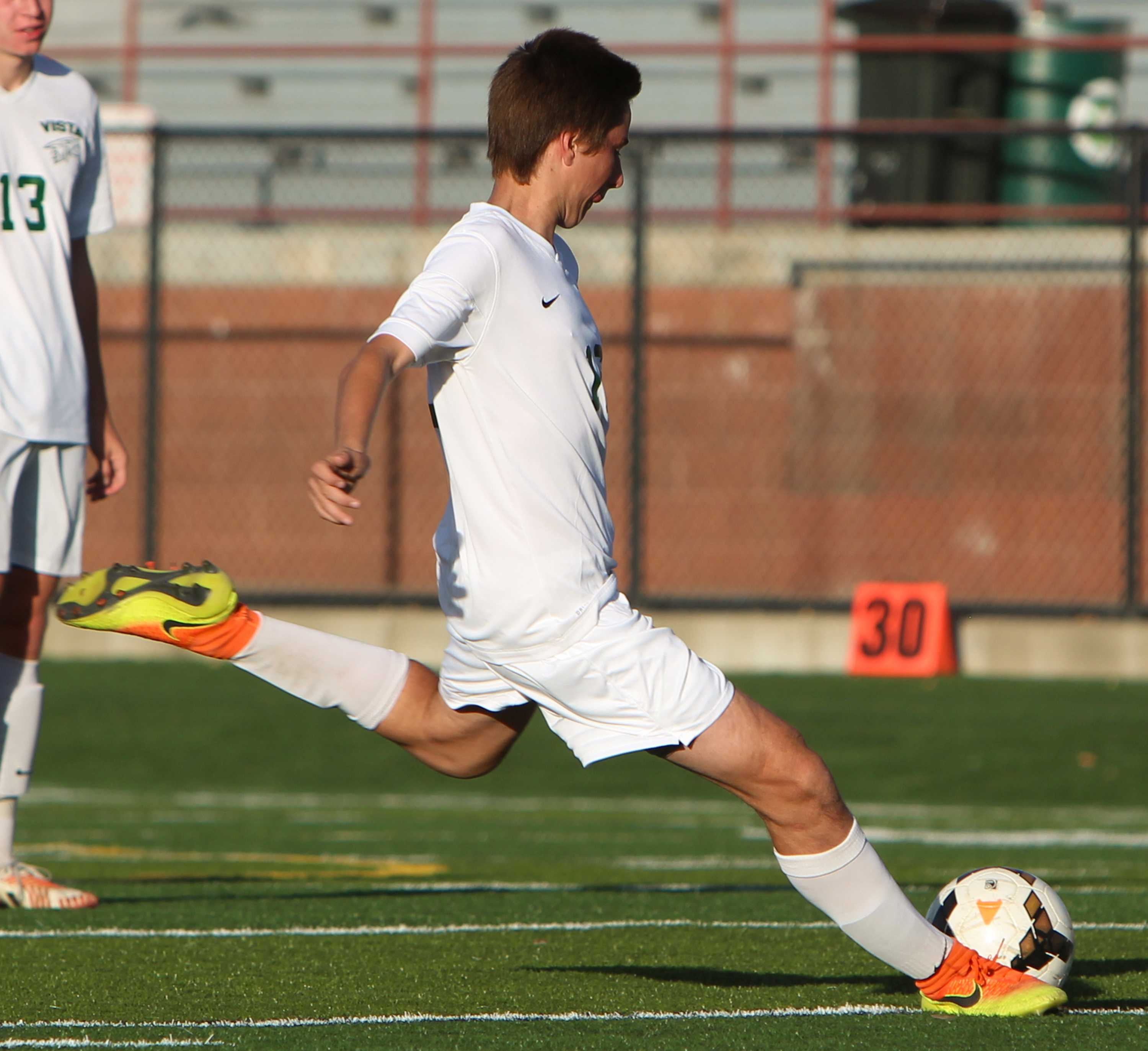 PHOTOS: Men's Varsity Soccer vs. Bear Creek