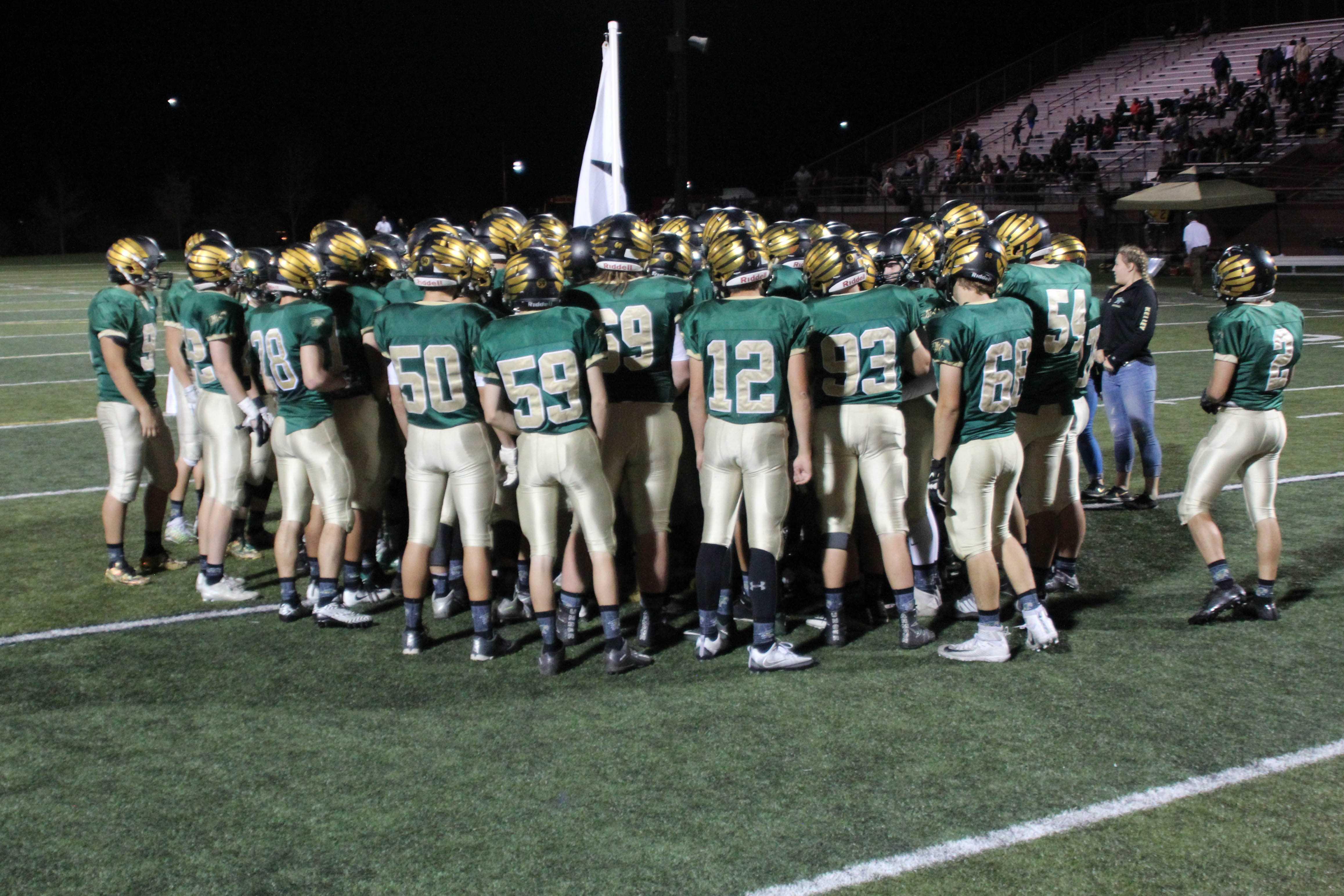 PHOTOS: Varsity Football vs. Pomona