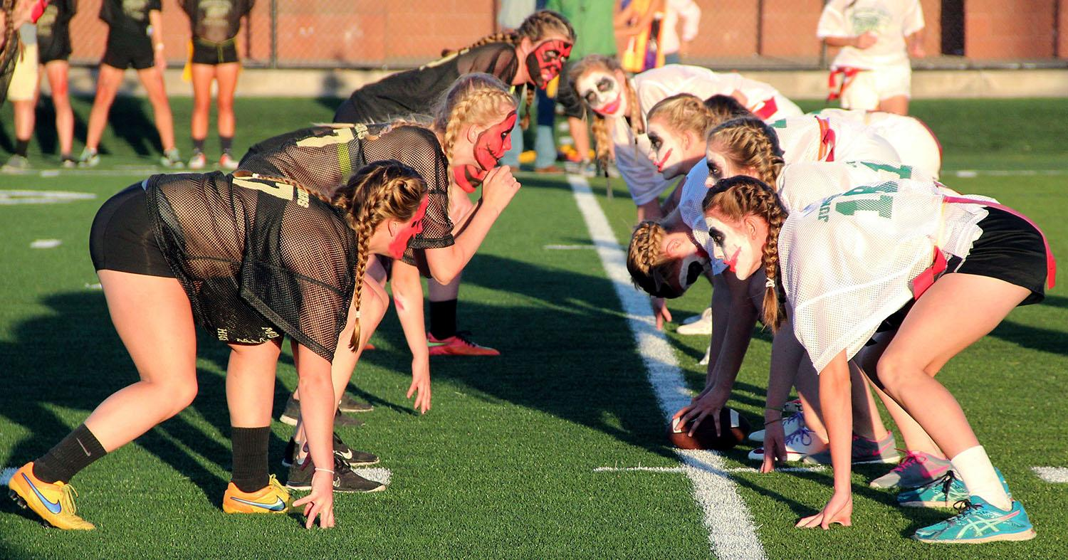 PHOTOS: Powder Puff