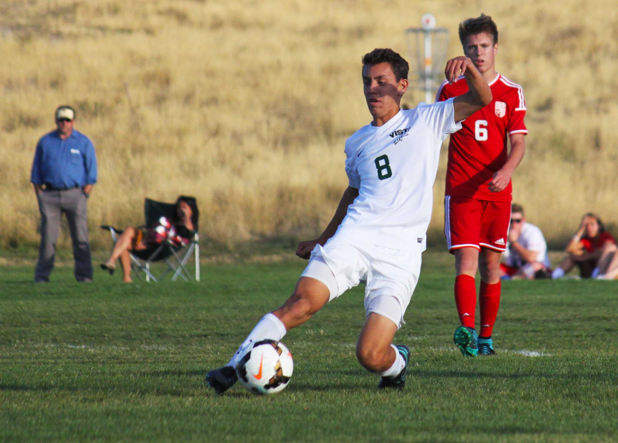 PHOTOS: Men's Soccer vs. Regis Jesuit