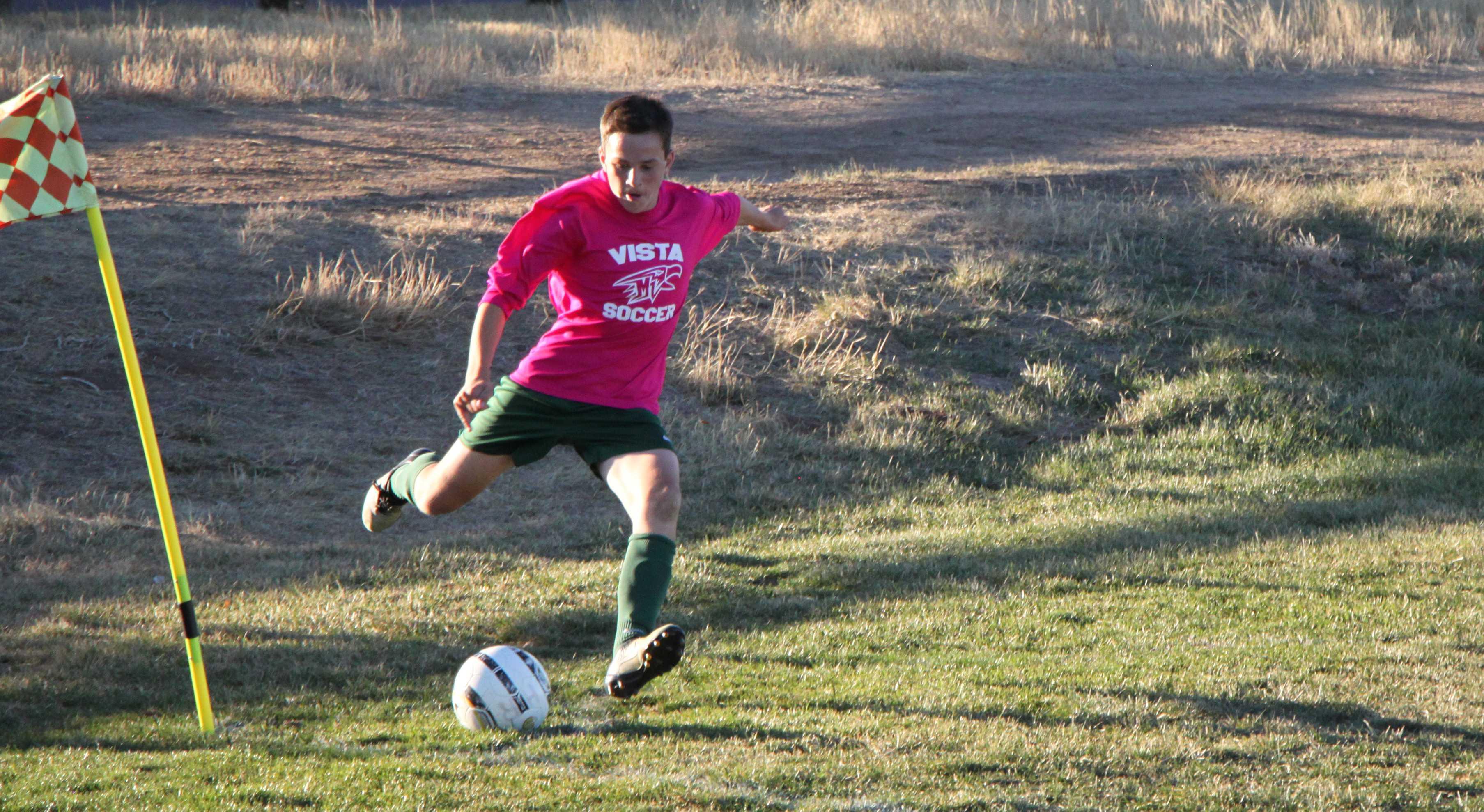 Photos: Men's Freshman/Sophomore Soccer Pink Game