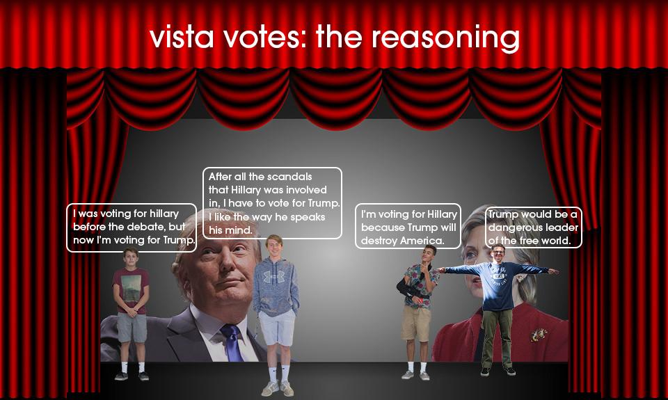 The Reasoning Behind Vista's Voting