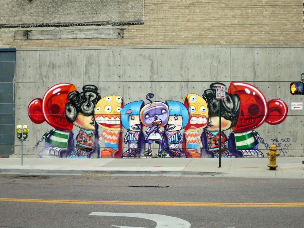 Graffiti: A Controversial Issue