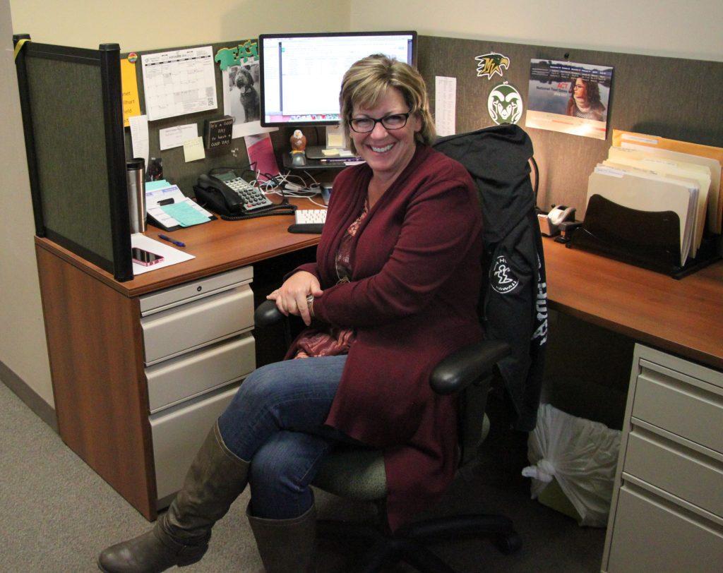 Cindy Galligan's Last Day at Vista