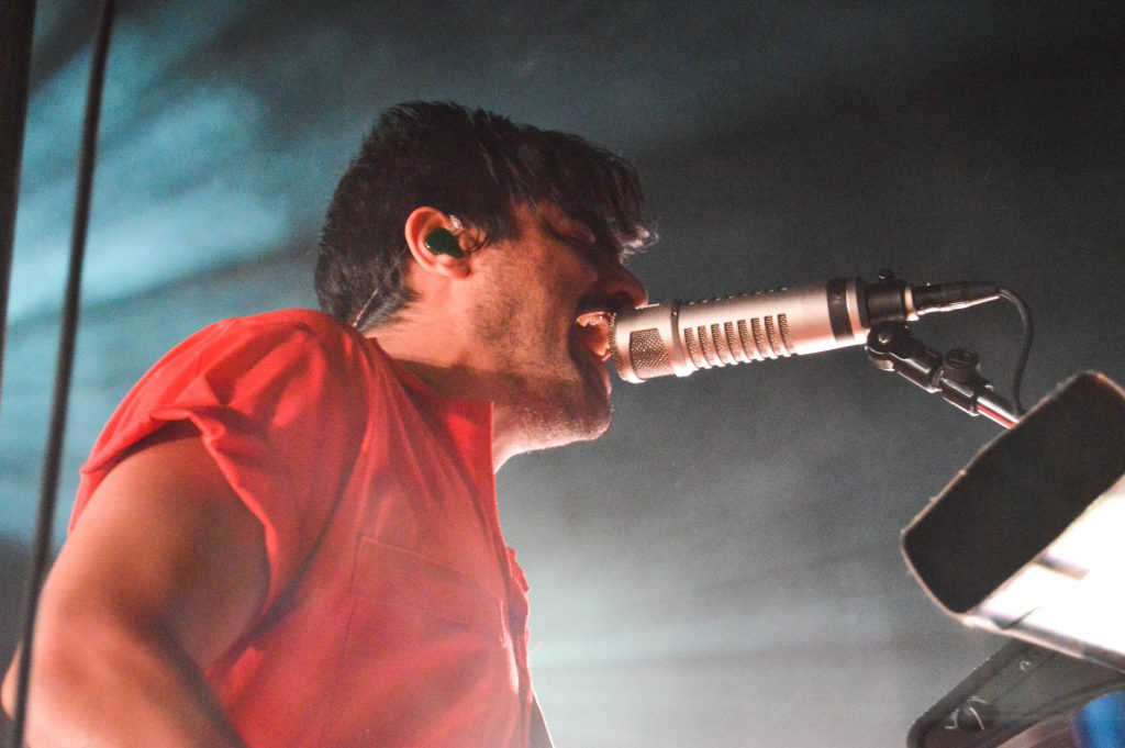 PHOTOS: Young the Giant with Ra Ra Riot